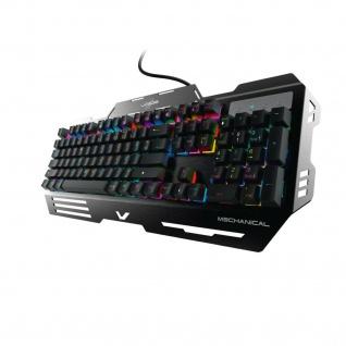 Hama uRage Gaming-Keyboard M3chanical USB Mechanisch Tastatur Beleuchtet