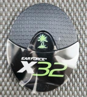 Turtle Beach X32 Battery Cover Deckel Akku Batterie Abdeckung Headset Kopfhörer
