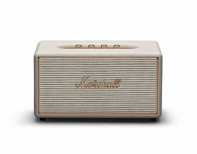 Marshall Stanmore Creme Multi-Room WiFi Bluetooth Lautsprecher WLAN Speaker Box
