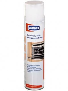 Xavax Backofen-Reiniger 300ml Grill-Reiniger Reinigungsschaum Reinigung Herd