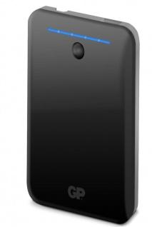 GP 4000mAh Power-Bank Externer Akku USB Ladegerät für Universal Handy Smartphone - Vorschau 2