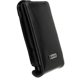 Krusell Orbit Flex Case Leder-Tasche für Sony Ericsson Xperia X10 Flap Hülle Bag