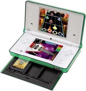 Hama Hard-Case grün Box Tasche Schutz-Hülle Aufbewahrung für Nintendo DSi DS i