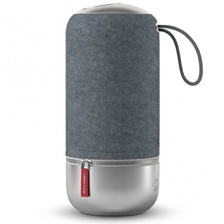 Libratone Zipp Mini Speaker Cover Wool Steel Blue Lautsprecher-Bezug Boxen Stoff