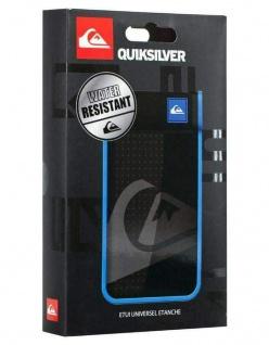 Quiksilver Wasserdichte Schutz-Hülle Case Tasche wasserfest für Handy MP3-Player