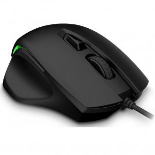 Speedlink GARRIDO Beleuchtete Maus Optisch Ergonomisch 2400dpi Einstellbar
