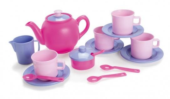Dantoy My Little Princess Teeservice Tassen Geschirr Kaffee Kinder Spielzeug