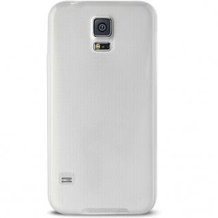 Puro Ultra Slim 0.3 Cover Silikon Case Schutz-Hülle für Samsung Galaxy S5 S5 Neo