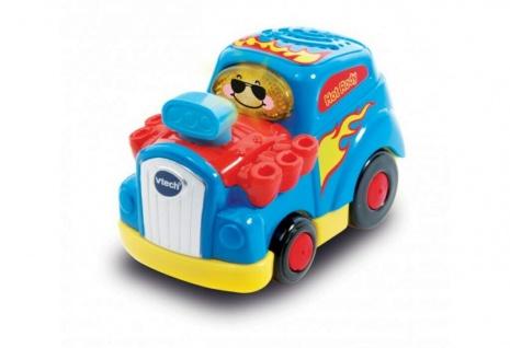 Vtech Tut Tut Baby Flitzer Hot Rody Hot-Rod Rennauto Rennwagen Auto Fahrzeug