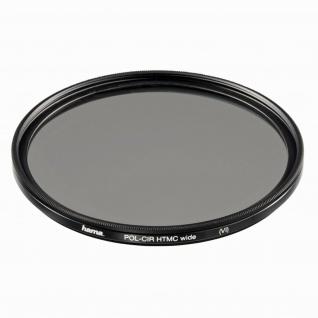 Hama Polarisations-Filter 49mm Wide Slim Pol-Filter HTMC Kamera DSLR Camcorder
