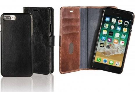 Pazzimo Booklet + Cover Smart Case Tasche Hülle für Apple iPhone 7 Plus 8 Plus