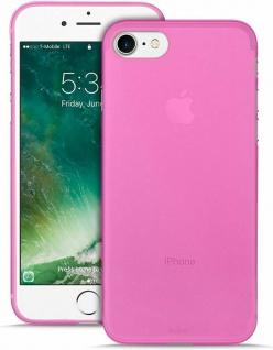 Puro Ultra Slim 0.3 Cover TPU Case Schutz-Hülle für Apple iPhone 7 / 8 / SE 2020