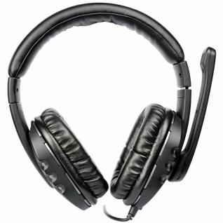 Speedlink Triton Over-Ear Gaming Headset 3, 5mm Klinke Kopfhörer + Bügel-Mikrofon - Vorschau 2