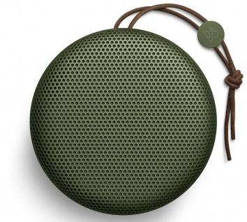 B&O Play by BANG & Olufsen Beoplay A1 Moos-Grün Bluetooth Lautsprecher BT Boxen