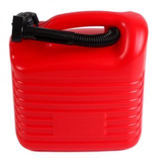 Extreme Clean Kraftstoff-Kanister 10L Reservekanister Benzin-Kanister 10 Liter