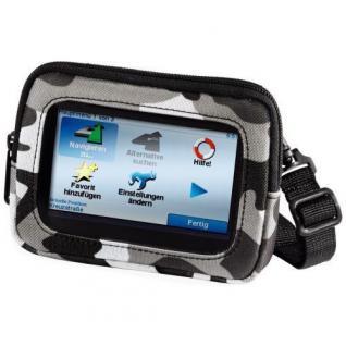 Hama Outdoor Navi-Tasche Case Hülle für Fahrrad Motorrad GPS Geräte Navigation