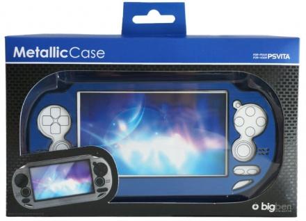 Bigben Schutz-HülleTasche Hard-Case Cover für Sony PS Vita PSV PSVITA Konsole