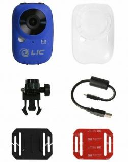 Liquid Image EGO WiFi Action-Cam Kamera Camcorder Helm Fahrrad MTB Motorrad Ski - Vorschau 2