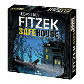 Sebastian Fitzek Safehouse Gesellschafts-Spiel Kinder und Familien-Spiel ab 12