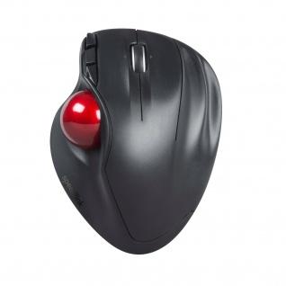 Speedlink APTICO Kabellos Trackball USB-Maus dpi-Schalter Ergonomisch Optisch