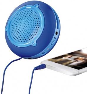 Hama Aktiv Lautsprecher Macaron Boxen mobile Sound System für Handy MP3 Tablet