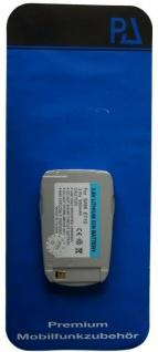 Peter Jäckel Li-Ion Handy Akku Batterie SGH-E710 für Samsung E710 700mAh