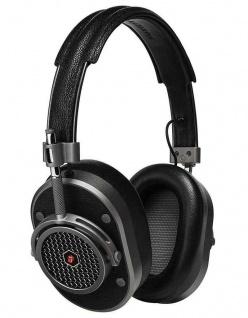 Master & Dynamic MH40 Rolling Stones Grau Over-Ear Headset Kopfhörer Earphones