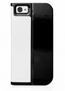 Macally Schutz-Hülle Slim-Case Cover Klapp-Tasche Etui für Apple iPhone SE 5 5S - Vorschau 4
