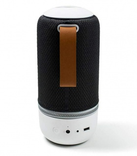 Libratone Zipp Mini Handle Lautsprecher Leder Trage-Schlaufe Braun Griff Band