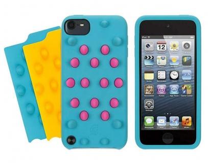 Griffin Funky Skin Kinder Schutz-Hülle Cover Case für Apple iPod Touch 5 Gen. 5G