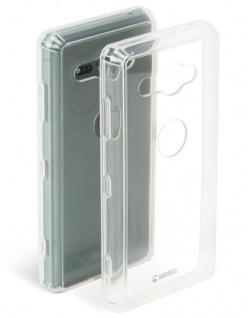 Krusell Cover Hard-Case Schale Schutz-Hülle Tasche für Sony Xperia XZ2 Compact