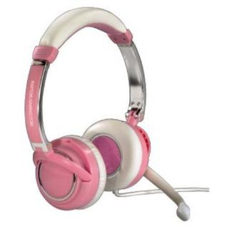 Corsair Raptor LH2 PINK Gaming Headset Kopfhörer 3, 5mm Klinke Gamer PC Notebook