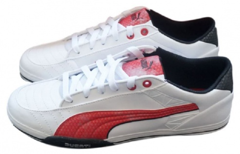 Original Puma 65CC Lo Ducati X2 40 Herren Schuhe Sneaker Gr. 40 X2 - 45 Lederschuhe WR 8e4c1c
