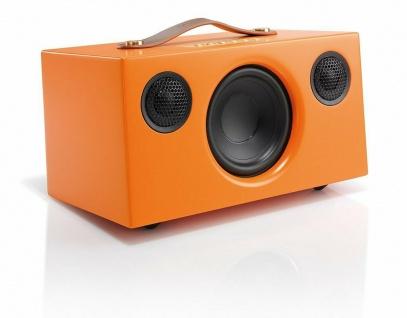 Audio Pro Addon T5 Orange Bluetooth Drahtloser Lautsprecher Box Boxen BT Speaker