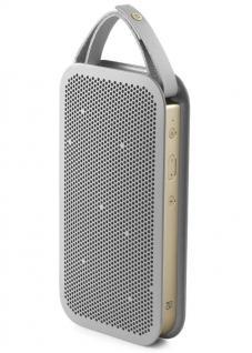 B&O Play by BANG & Olufsen Beoplay A2 Grey Bluetooth Lautsprecher BT Boxen