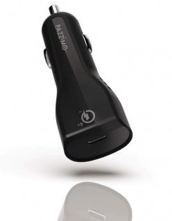 KFZ Schnell-Ladekabel USB-C 27W Adapter Ladegerät für Apple iPhone 12 11 X 8 SE