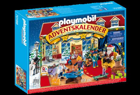 Playmobil 70188 Adventskalender Spielwaren-Geschäft Weihnachten Kinder Geschenk