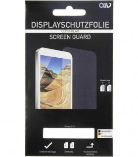 AIV 2x Schutz-Folie Display-Folie Screen-Guard Handy-Folie für Apple iPhone 6 6s