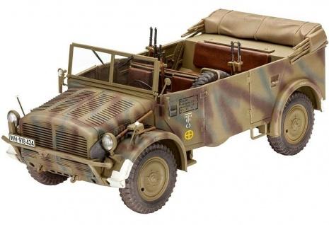 Revell 3271 Kraftwagen Horch 108 Type 40 Militär-Fahrzeug Modell-Bausatz Auto