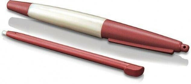 Write & Protect Pack für Nintendo DSi XL Stylus Pen Gel-Grip Display-Schutzfolie