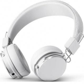 Urbanears Plattan II 2 Bluetooth Headset White Weiß On-Ear BT Wireless Kopfhörer