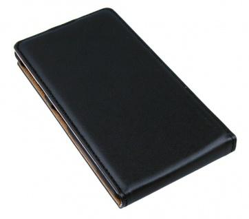 Patona Slim Flip-Cover Klapp-Tasche Schutz-Hülle Case Cover für Sony Xperia Z1