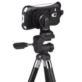 Hama Kamera-Stativ Handy-Halterung Schale Cover für Samsung Galaxy S3 Mini S III