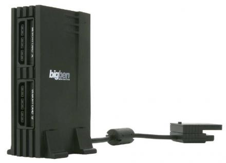 Bigben Multitap 4x Controller Memory Multi-Player für Sony PS2 PS2 Slim Konsole