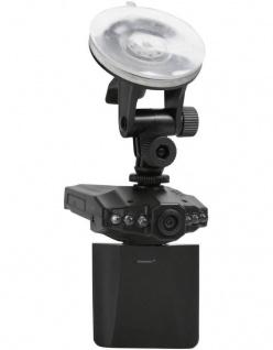 Quintezz HD Dashcam 720p Dash-Cam LCD Auto-Kamera Video G-Sensor Loop Aufnahme
