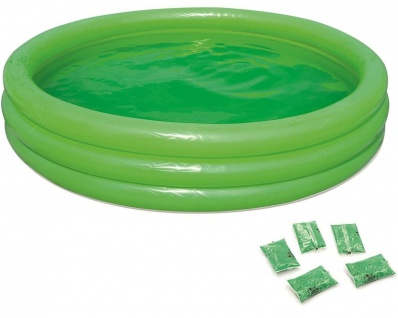 Bestway 51137 Plansch-Becken mit Schleim Kinder-Pool Baby-Becken Swimming-Pool