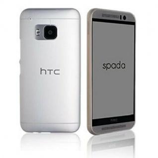 Spada Ultra Slim Soft Cover TPU Case Schale Schutz-Hülle für HTC One M9