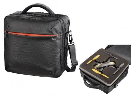 Hama Universal Drohnen Trage-Tasche Case Rucksack Koffer Schutz-Hülle Bag Drohne