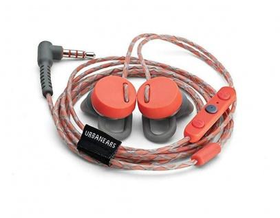 Urbanears Reimers Active Apple In-Ear Headset Kopfhörer Mikrofon Fernbedienung