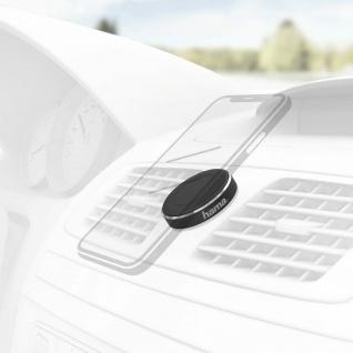 Hama Universal KFZ Magnet-Halterung zum Aufkleben Amaturenbrett für Smartphones